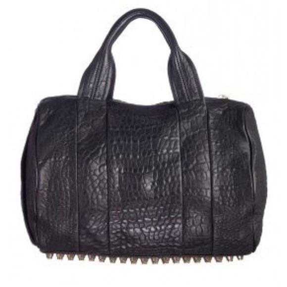Alexander Wang Handbags - alexander wang | pebbled lambskin rocco bag